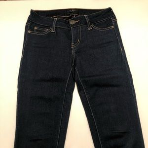 Junior's Celebrity Pink Skinny Denim Jeans Size 1